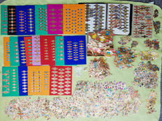 Very large collection cigar bands - cigar bands & series - more than 6200 items
