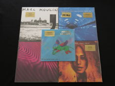 Marc Moulin / Hooverphonic / Little Dragon / Cree Summer / Hiatus Kaiyote: Great Jazzy pop/folk/rock sounds on 3 albums (5LP's), 1x 12inch & 1x 10inch, including limited editions on coloured vinyl!