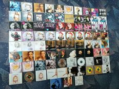 Madonna - 83 CD`s - Very Complete Collection - Japan + OBI - Promo - Remixes - CD`s