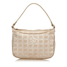 Chanel - Jacquard Travel Line Handbag