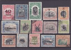 British Commonwealth 1857/1950 - a selection