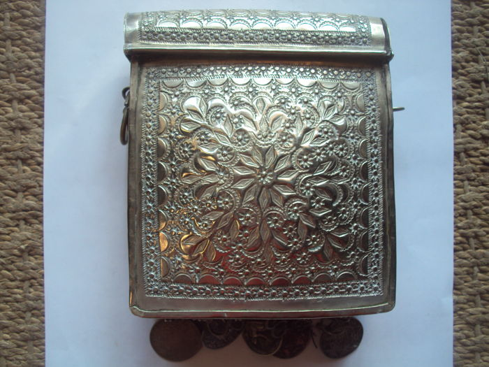 Koran box - Morocco - mid-20th century