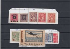 Poland 1918/1955 - Selection of stock cards
