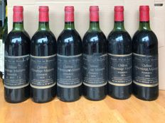1978 Chateau l'Hermitage Mazeyres , Pomerol - 6 bottles 75cl