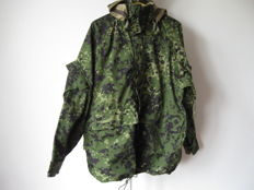 Parka - Cold Weather gen II - Camouflage - By MMB