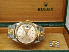 Rolex - 16233 Oyster Perpetual Datejust, men's watch - 1992