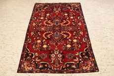 Hand-knotted Persian carpet, Hamadan, approx. 196 x 112 cm