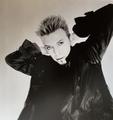 Nina Schultz/unknown - David Bowie - 1988/97