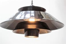 Vintage ceiling light - unknown designer