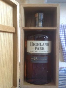 Highland Park Single Malt 25 Years old