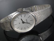 Silver watch from the 1960s