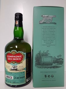 Hampden 24 Years Jamaican Rum Compagnie des Indes