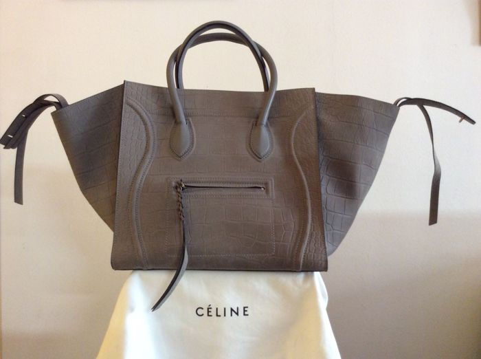 Céline - Large Luggage Phantom handbag