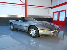 Chevrolet - Corvette Tuned Port-Injection 350CI V8 Convertible - 1986