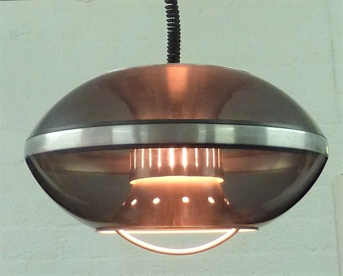 Dijkstra lampen attributed to adjustable height for Dijkstra lampen