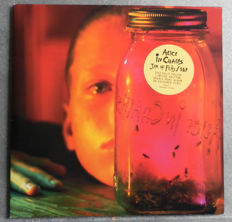 Alice In Chains - Jar Of Flies / Sap - Alternative Rock  - Megarare Record - Never Been Played