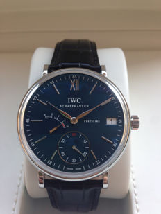 IWC - Portofino Hand-Wound 8 Days Power Reserve - IW510106 - Men - 2016
