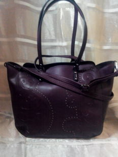 Shoulder bag with double handles - Florence-World-Italy