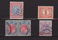 The Netherlands 1872/1921 – Selection of varieties