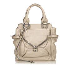 Chloe - Leather Paddington Handbag