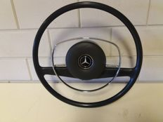 Mercedes classic car steering wheel - 1970s