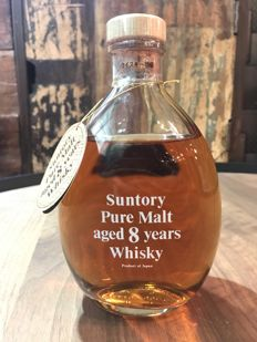 Yamazaki Suntory Pure Malt 8 Year Old Whisky Final Edition