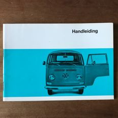 Volkswagen Transporter T2 - Manual - 1969