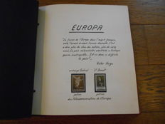 Europa (CEPT) 1956/1978 - collection in Victoria binder