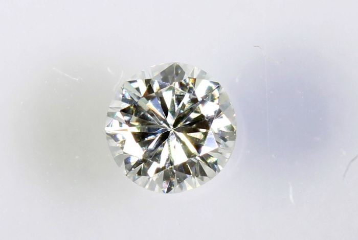 IGI Sealed – 0.16 ct – Brilliant-cut diamond –  G, VS1 – No Reserve Price