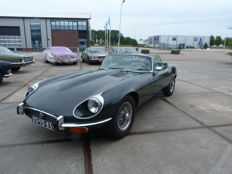Jaguar - E-type V12 convertible - 1974