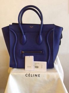 Céline – Mini Luggage Tote Bag