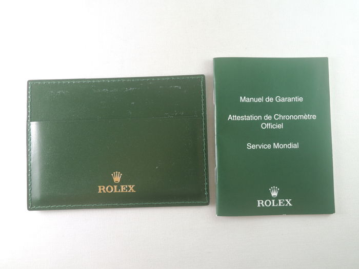 Rolex green id business card credit card holder wallet 411920934 rolex green id business card credit card holder wallet 411920934 unisexs 2000 reheart Gallery