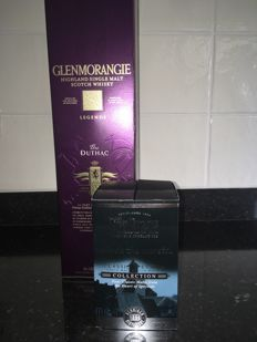 Glenmorangie The Duthach - 100cl - 43% & Benriach 'Unlock the Secrets 4 x 50ml