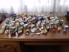 Lot of egg cups