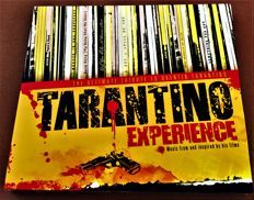 Super Pack Soudtrack Motion Pictures: Tarantino Experience - Music From And Inspired By His Filmes - The Ultimate Tribute To Quentin Tarantino And Many Others