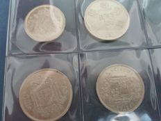 Lot 4 coins