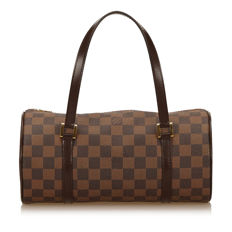 Louis Vuitton - Damier Ebene Papillon 26