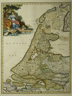 Holland; F. Halma - Holland - ca. 1725