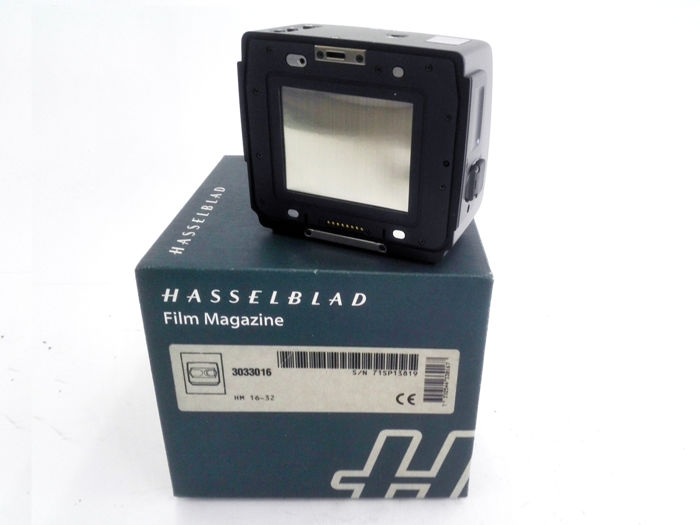 Hasselblad film magazine