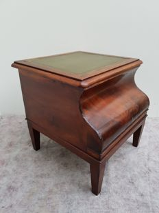 English mahogany storage furniture - England - circa 1880 with subsequent adjustments
