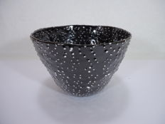 "Carlo Scarpa - ""Granular"" murrine glass cup"