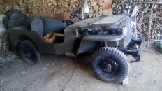 Jeep Willys - Cj2 - 1945