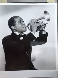Various unknown - Louis Armstrong - 1940's / 50's / 60's