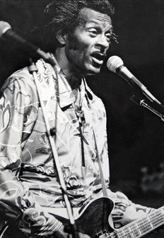 Daniel Angeli - Chuck Berry - 1972