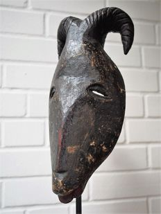 Animal Mask - GURO - Ivory Coast