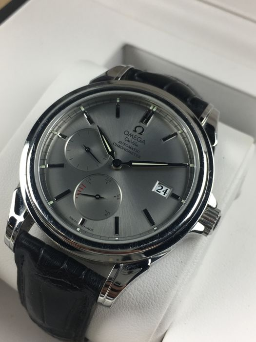Omega De Ville Co-Axial Power Reserve Automatic ref: