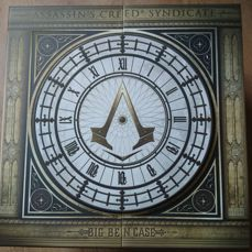 PlayStation 4 - Assassin's Creed: Syndicate - Big Ben Collector's Case Edition