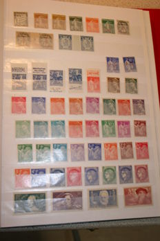 France 1881/2006 - Collection of Stamps