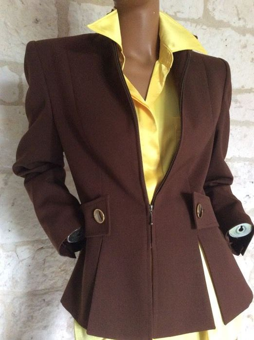 Guy Laroche Boutique Paris - Jacket & Blouse
