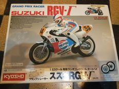 "Mounting box kit ""Kyosho"" Suzuki RGV - GAMMA Grand Prix Racer"